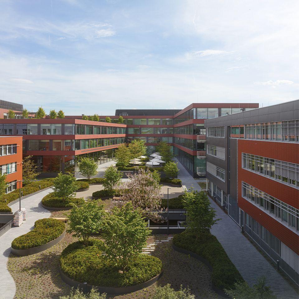 Vector IT Campus, Stuttgart   ais online.de