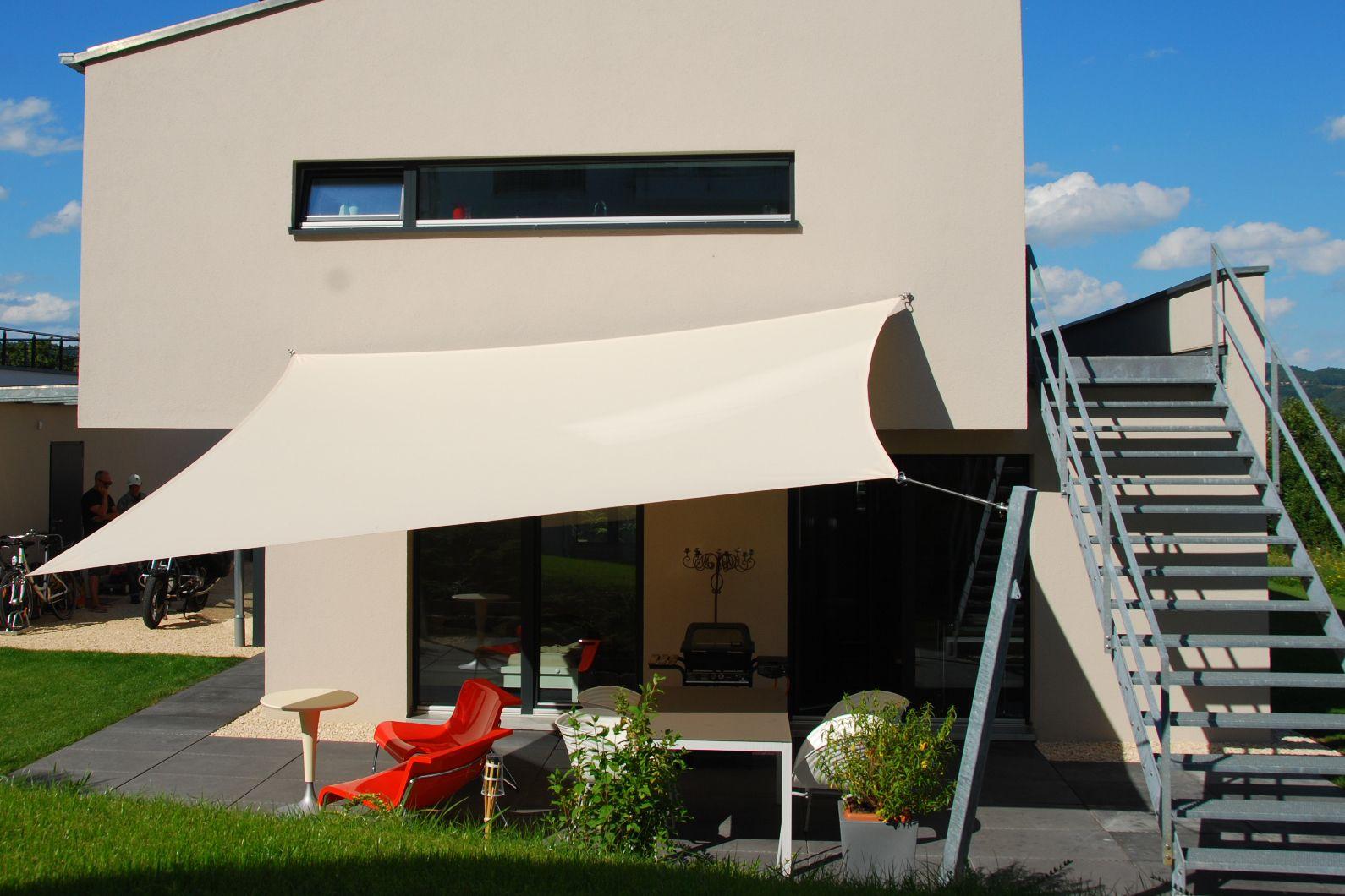 Fein Vorteile Sonnensegel Terrasse Fotos - Innenarchitektur ...