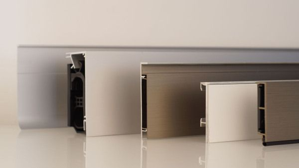 sockelleisten und profile ais. Black Bedroom Furniture Sets. Home Design Ideas
