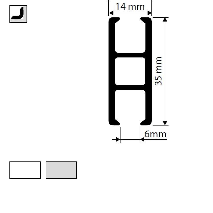 vorhangschienen ais. Black Bedroom Furniture Sets. Home Design Ideas