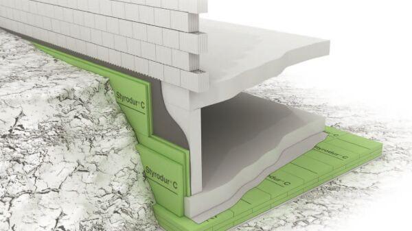 Gut gemocht Styrodur® - Perimeter- und Sockeldämmung - ais-online.de PI06