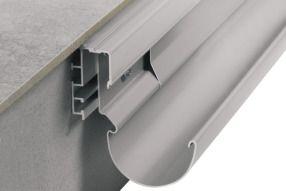 Beliebt Balkon tropfkante nachträglich – Abfluss reinigen mit KT46