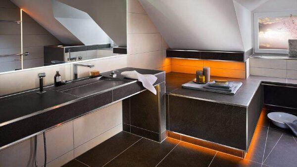 schl ter liprotec lichtprofile zur innenraumgestaltung ais. Black Bedroom Furniture Sets. Home Design Ideas