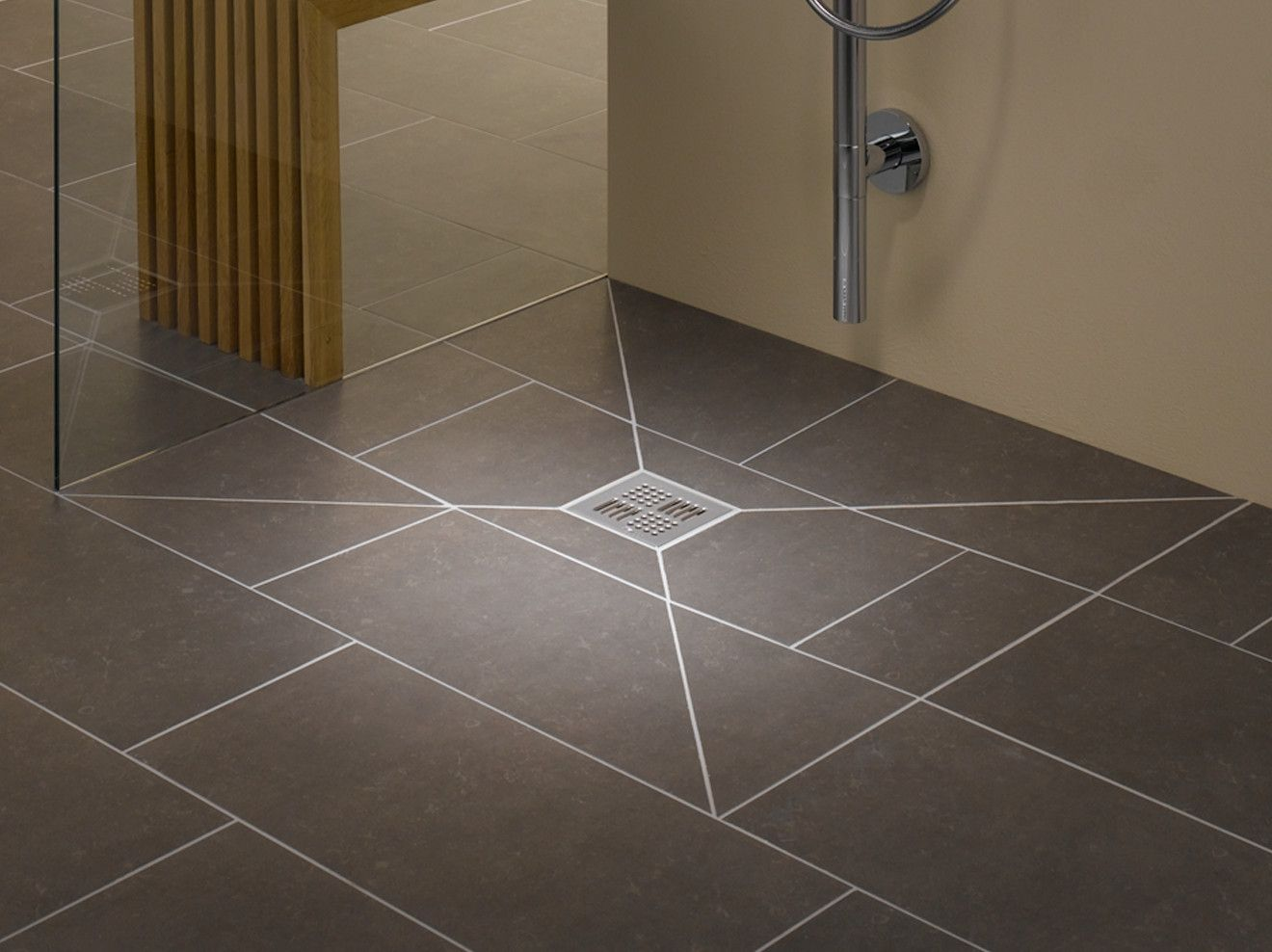 Bodengleiche Dusche Wandablauf dusche mit rinne sx28 hitoiro