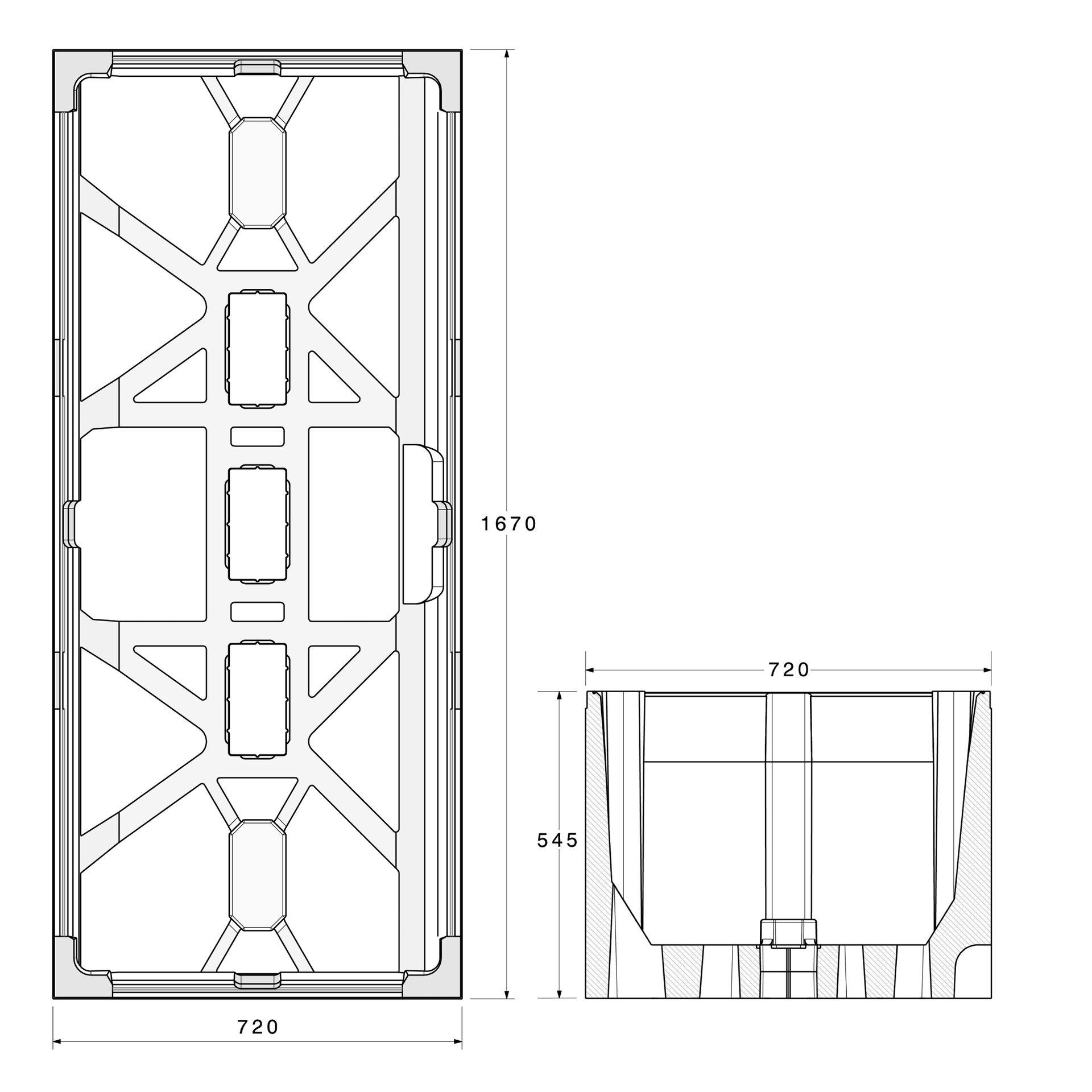 wannentr ger und gestaltungselemente ais. Black Bedroom Furniture Sets. Home Design Ideas