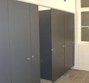 trennw nde f r wc anlagen ais. Black Bedroom Furniture Sets. Home Design Ideas