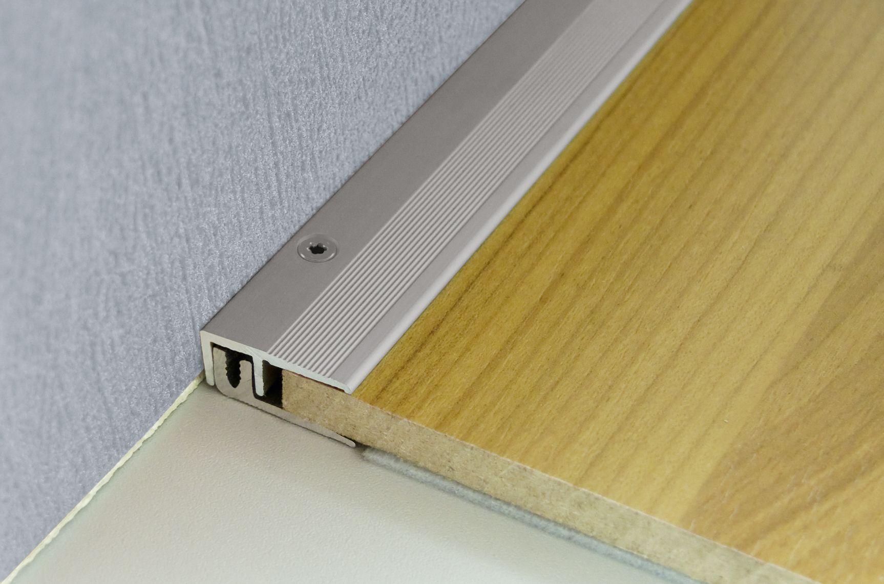 fu bodenprofilsysteme f r parkett laminat lvt designbel ge und teppich ais. Black Bedroom Furniture Sets. Home Design Ideas