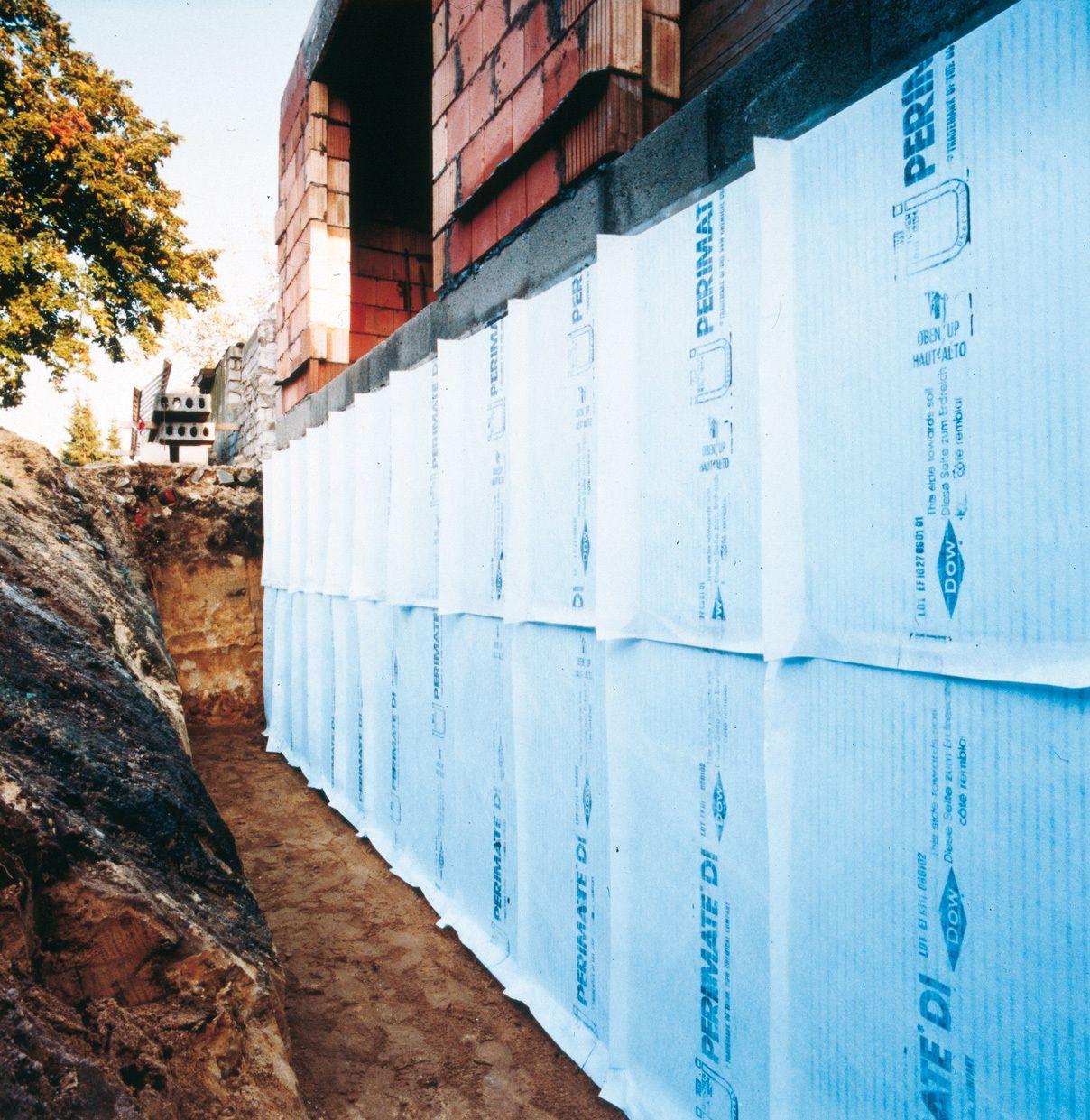 perimeterd mmung styrofoam sockeld mmung dr nung an kellerw nden ais. Black Bedroom Furniture Sets. Home Design Ideas
