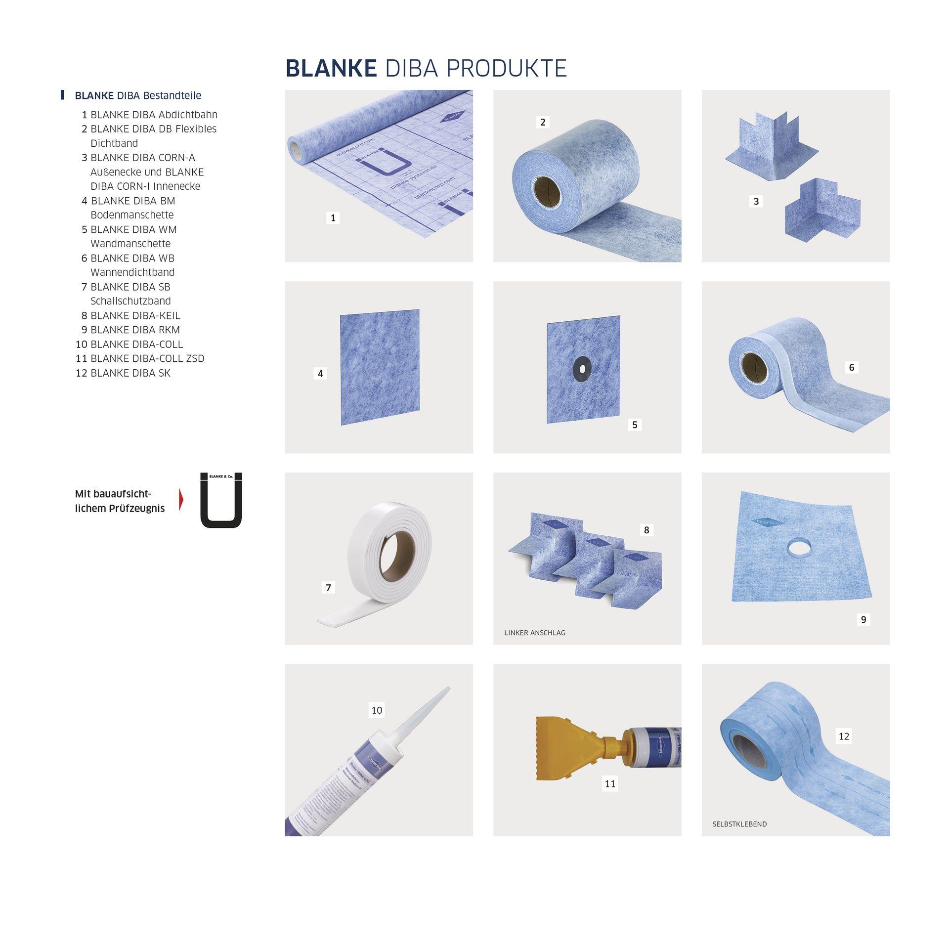 BLANKE DIBA - Die Komplettlösung für das Badezimmer - ais ...