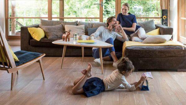 Vinyl Bodenbeläge Von Der Rolle Für Den Wohnbereich Ais Onlinede