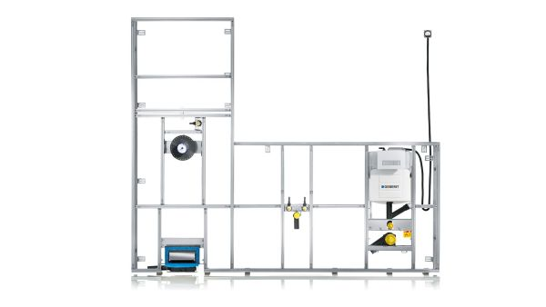geberit ais. Black Bedroom Furniture Sets. Home Design Ideas