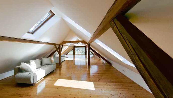 zwischensparrend mmung mit isover integra zkf 032 und ukf 032 ais. Black Bedroom Furniture Sets. Home Design Ideas