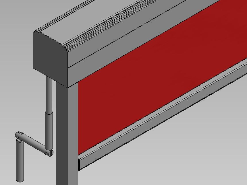 textiler sonnenschutz f r au en ais. Black Bedroom Furniture Sets. Home Design Ideas