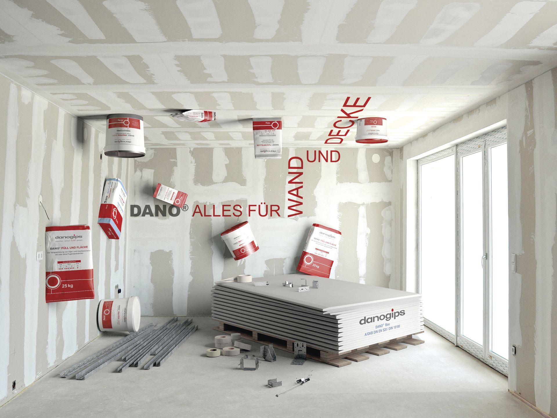 dano® gipsplatten und spachtel - ais-online.de