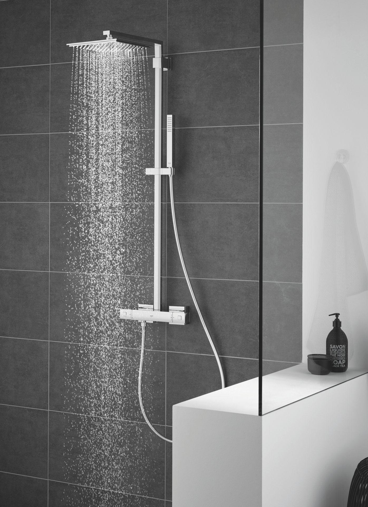 grohe duschen ais. Black Bedroom Furniture Sets. Home Design Ideas