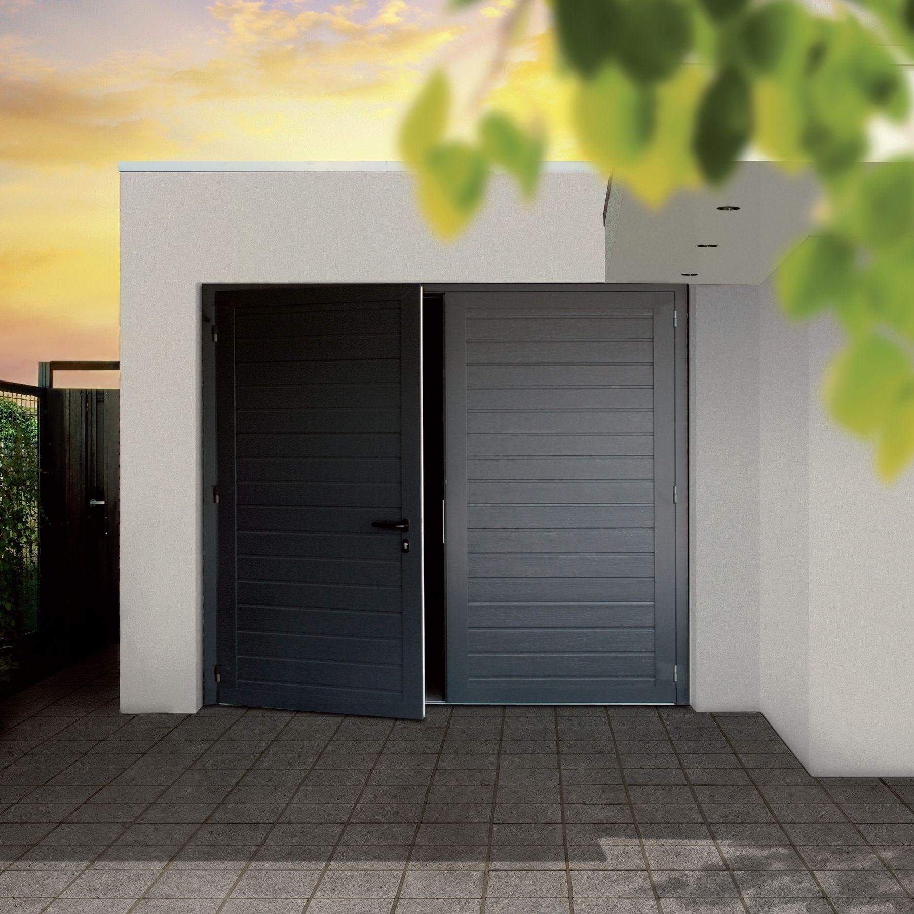 garagen sektionaltore ais. Black Bedroom Furniture Sets. Home Design Ideas