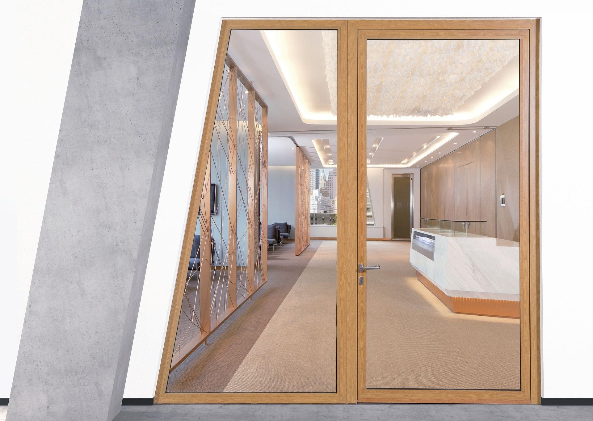 novoferm feuer und rauchschutzabschl sse in profilrahmenkonstruktion ais. Black Bedroom Furniture Sets. Home Design Ideas