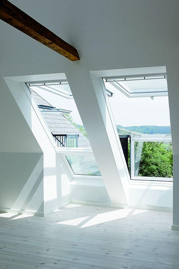 Velux dachfenster ais - Velux dachfenster balkon ...