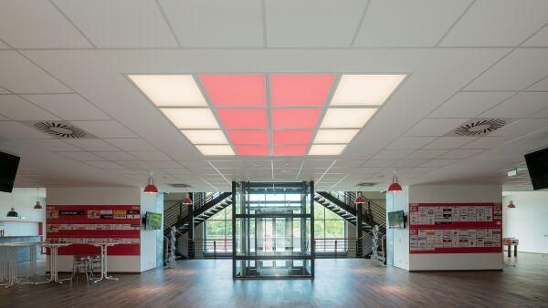 Deckengestaltung mit OWA-Systemen - ais-online.de